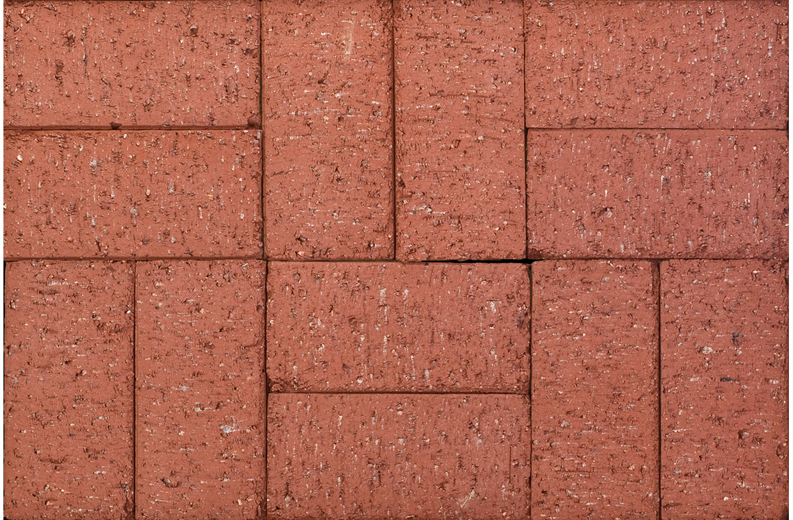 Red Paving Stones : Brick pavers king masonry yard ltd