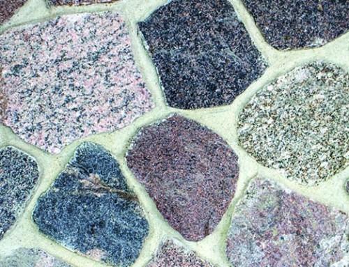 Split Granite Fieldstone