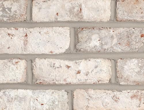 Lorraine White Handmade Thin Brick